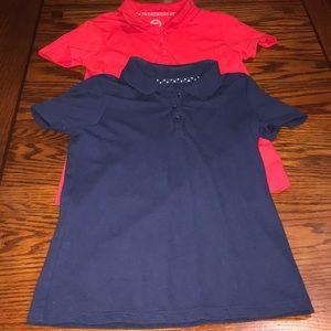 Girl's Shirt Bundle Size M(7-8)